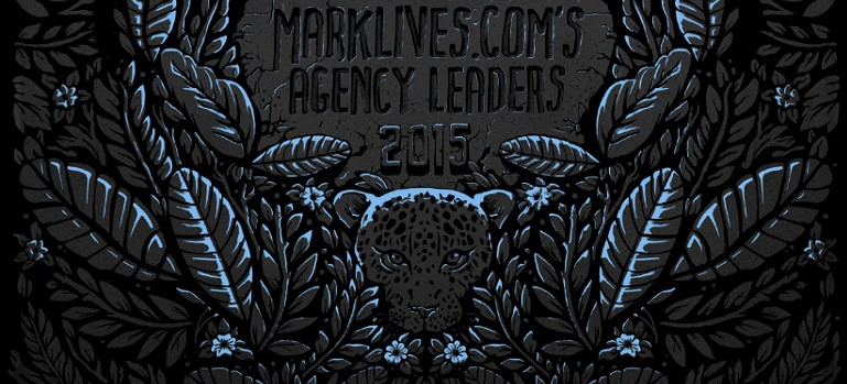 MarkLives Agency Leaders' Most-Admired Poll 2015