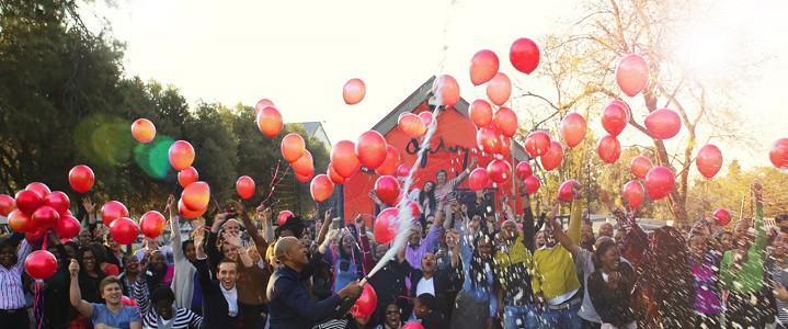 Ogilvy & Mather Johannesburg exterior