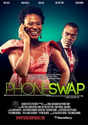 Phone Swap film poster