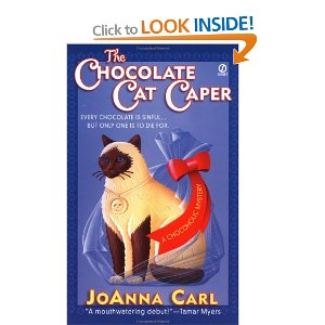 Chocolate Cat Caper cover