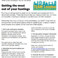 Hustings factsheet screenshot