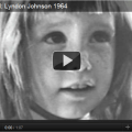 Daisy Girl - Lyndon Johnson 1964 advert - screenshot