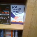 101 Ways To Win in a bookshop