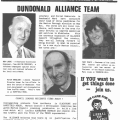 Dundonald Ward Focus, 1986