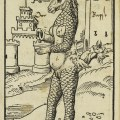 Martin Luther - Pope as a donkey. Image via the British Library http://www.bl.uk/whatson/exhibitions/propaganda/index.html
