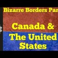 Wow, that's an amazing collection of interesting facts about the US/Canada border thumbnail