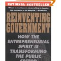 Osborne and Gaebler - Reinventing Government