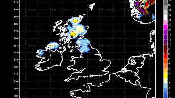Colder Pattern Brings The Return Of Snow To UK Hills/Mountains