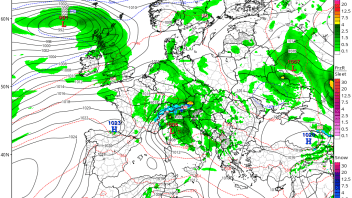 Atlantic Low To Give Way To Continental High Again But When Exactly?