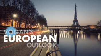 SAT 1 OCT: VOGAN'S EUROPEAN OUTLOOK