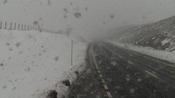 May To End With Snow Over Scottish Mountains, June Opens With Gales