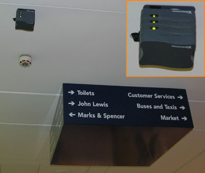 Strix Systems access point