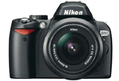 Nikon D60 and 18-55VR kit