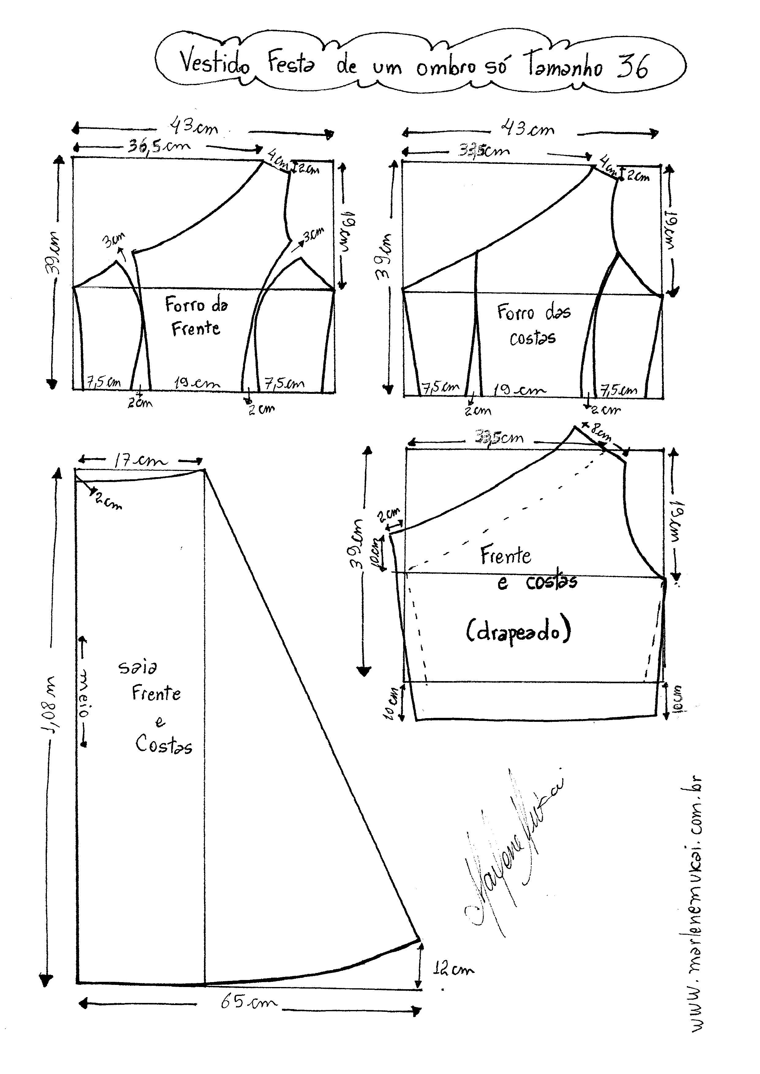 Как сшить платье своими руками быстро и без выкройки из гипюра 3