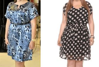 Um vestido fácil de fazer e que veste bem com modelagem do 46 ao 62. Coloquei também opções de recortes para aproveitar tecidos e combinar estampas . Está no primeiro desenho abaixo..