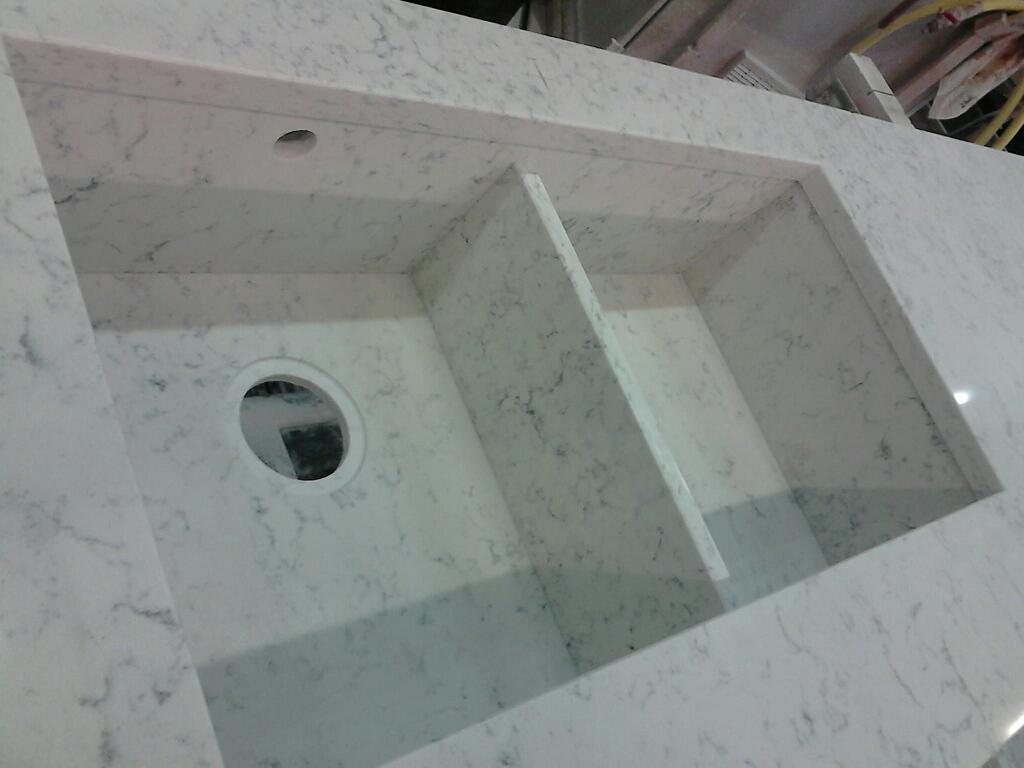 Arredamento marmi e graniti - Piano cucina in dekton ...