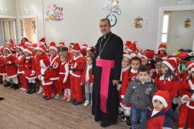 أحتفال روضة الأطفال المستقبل بمناسبة عيد الميلاد سيدنا يسوع المسيح