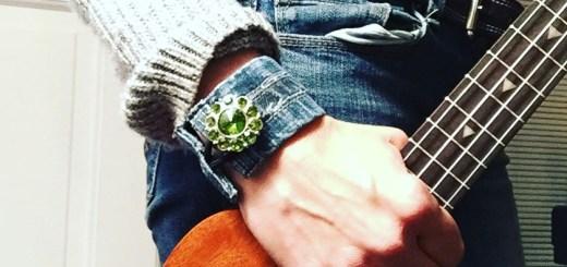 DIY Denima Wrist Cuff madebymarni