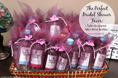 Medium Of Bridal Shower Favors