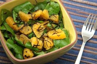 Detox Orange Watercress Arame Salad email