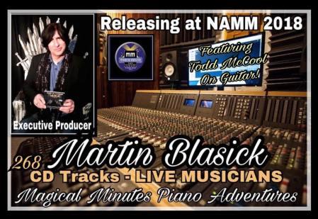 Releasing at NAMM 2018