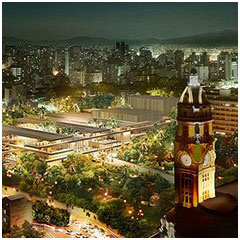 Sao Paulo Cultural Complex LUZ