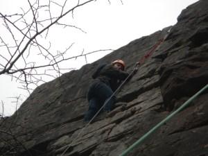 Tara makes it to the top