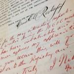 Belles écritures, entre mexicain et japonais.