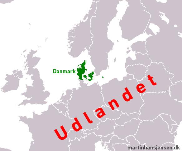 Danmark eller udlandet!?