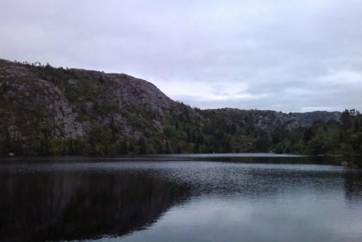Sø ved Stoltze