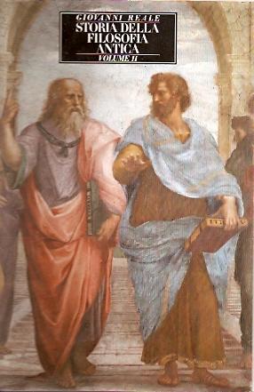 Giovanni Reale: Storia della Filosofia antica vol. 2
