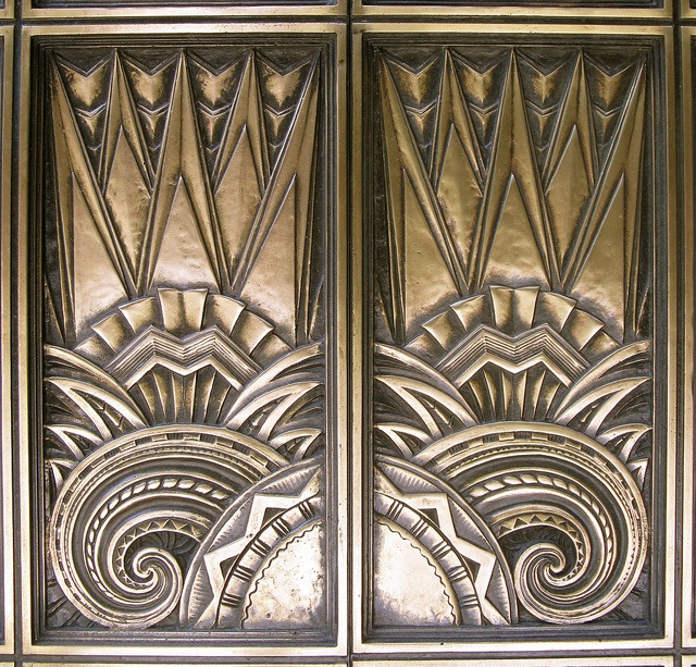 Richfield Building Elevator Doors