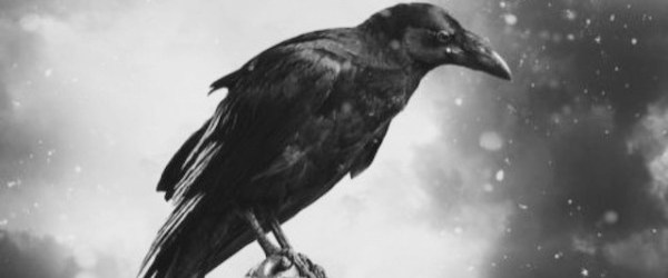 Quoth the Raven BW