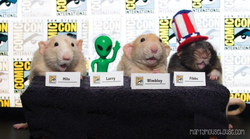 Comic Com Panel 2016