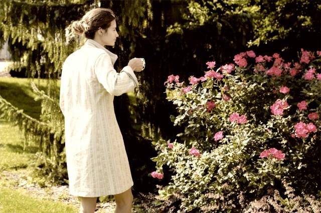 housecoat lounge coat marusya burdastyle brocade coat 02/2013 #116