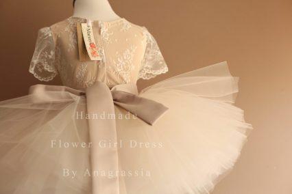 Nude 2 Lining Bridal Lace Leotard Anagrassia