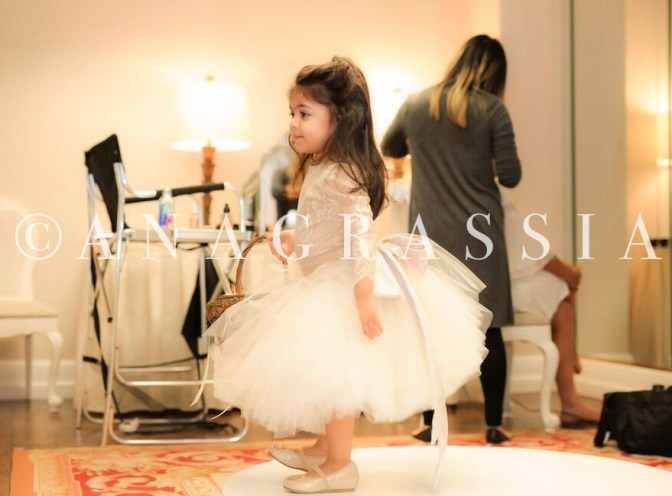 chantilly ivory lace leotard tulle skirt flower girl dress