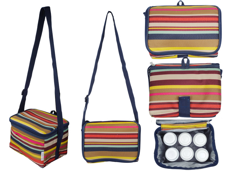 Autumnz - Fun Foldaway Cooler Bag (Shoreline)