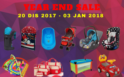 #YES2017 – YEAR END #SALE 20 DIS 2017 – 03 JAN 2018