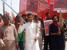 May Day Rally Dadu 05