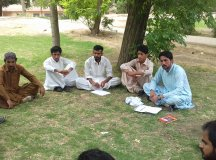 BSO Meeting In Balochistan University 02