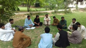 BSO Meeting In Balochistan University 03