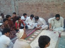Industrial Workers Meeting In Faisalabad (15)