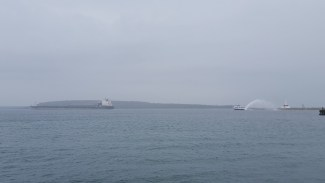 Ferry vs Tanker