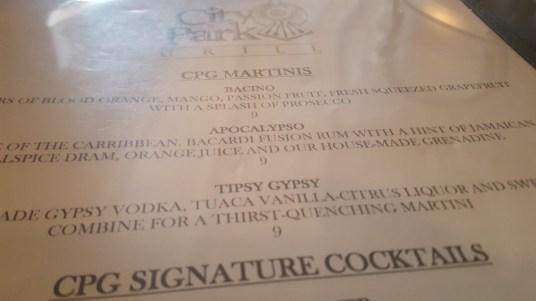 Tipsy Gypsy Drink