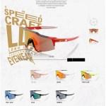 100%ゴーグルから、新たにサングラスがリリース!「100% SPEED CRAFT」