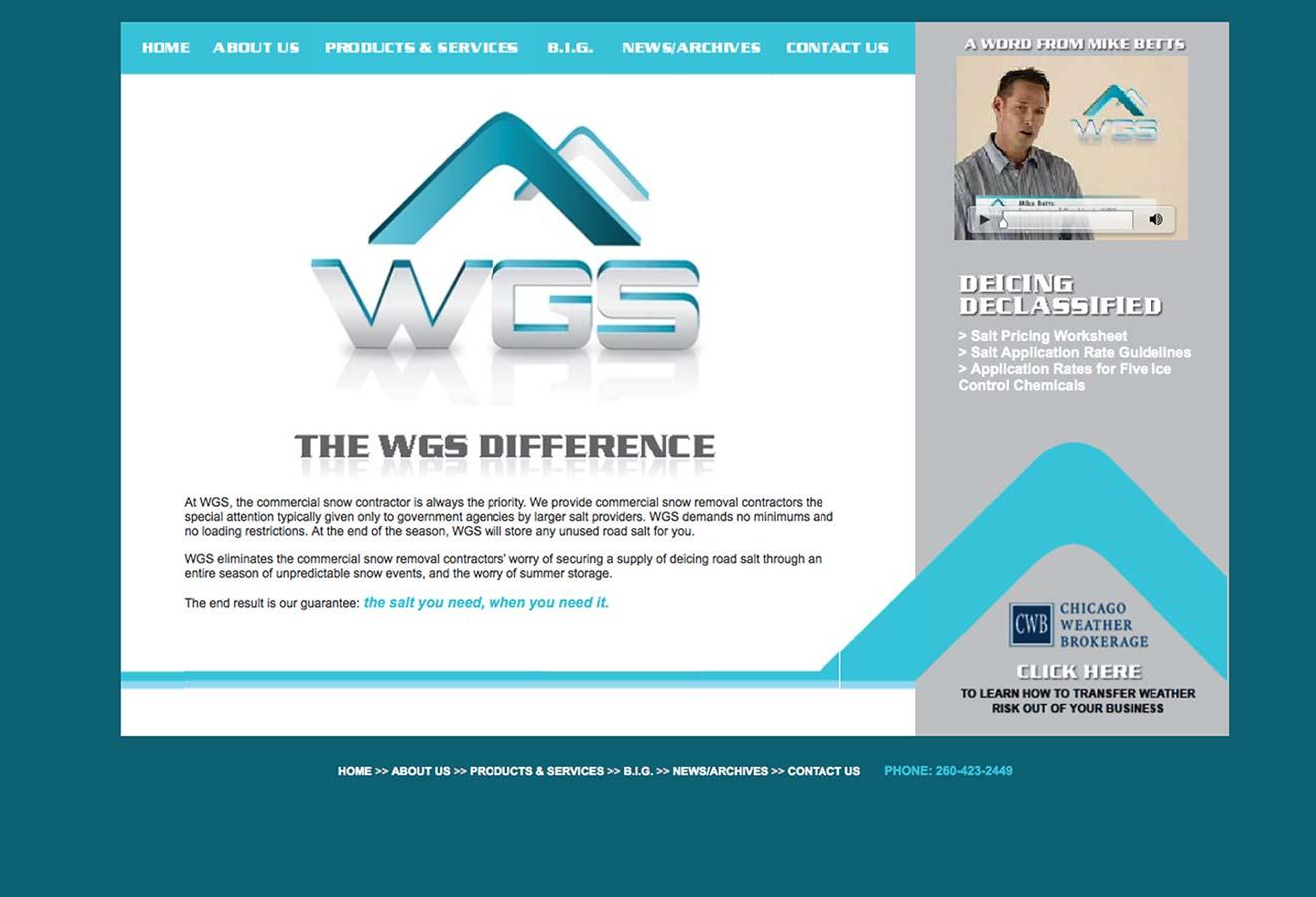 WGS Website