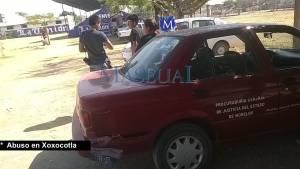 Abuso en Xoxocotla