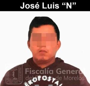 Josè Luis. Sentenciado por violaciòn
