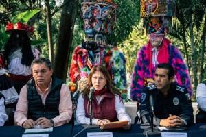 Anuncian carnavales chinelos Saravia